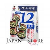 Мисо-суп Miyasaka с пониженным содержанием соли, 12 порций