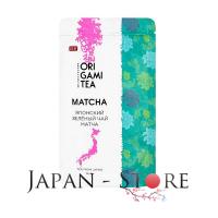 Японский зеленый чай Матча ORIGAMI TEA, 50 г