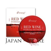 Гидрогелевые патчи для глаз Красное вино ESTHETIC HOUSE SYN-AKE, 60 штук