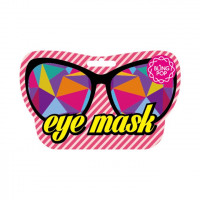 Расслабляющая и увлажняющая маска-очки Blingpop, 10 мл
