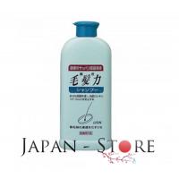 Лечебный шампунь LION Сила волос, стимулирующий рост волос, 200 мл