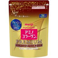 Meiji Аминоколлаген Премиум c Гиалуроновой кислотой и Коэнзимом Q10 на 28 дней, пакет