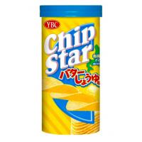 Чипсы Chip Star сливочное масло и соевый соус