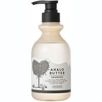Увлажняющий шампунь Ahalo Butter Shampoo Rich Moist с тропическими маслами и кленовым сиропом, 500 мл