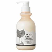 Бальзам-ополаскиватель Ahalo Butter Treatment Rich Moist с тропическими маслами, йогуртом и медом, 500 мл