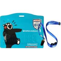 Блокатор вирусов Ecom Air Mask ES-010 Kumamon (голубой)