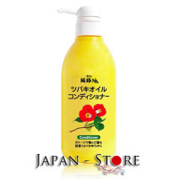 Шампунь для поврежденных волос с маслом камелии японской 500 мл